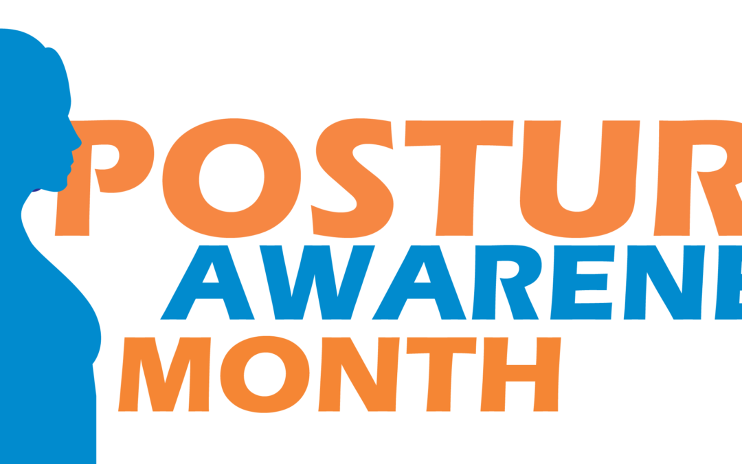 May is Posture awareness month